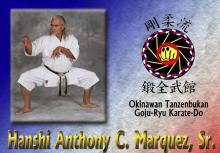 Hanshi Anthony C Marquez Sr